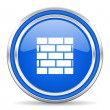 Firewall icon — Stock Photo #30874969
