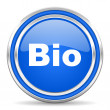 Bio icon — Stock Photo #30875479