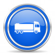 Truck icon — Stock Photo #30876411