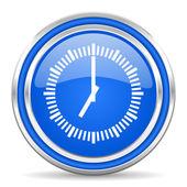 Icono de reloj — Foto de Stock