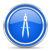 E-learning icon — Stock Photo