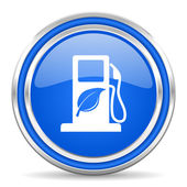 Biofuel icon — Stock Photo
