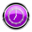 Clock icon — Stock Photo #31040481