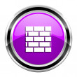 Firewall icon — Stock Photo #31040999