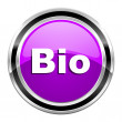 Bio icon — Stock Photo #31058379