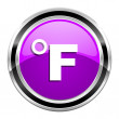 Fahrenheit icon — Stock Photo #31058449