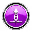 Stock Photo: Drilling icon