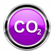 Carbon dioxide icon — Stock Photo #31058979