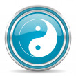Ying yang icon — Stock Photo #31170643