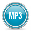 Stock Photo: Mp3 icon