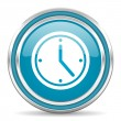 Clock icon — Stock Photo #31171653
