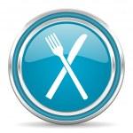 Restaurant icon — Stock Photo #31172523