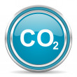 Carbon dioxide icon — Stock Photo #31173165