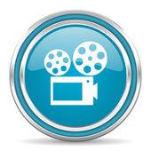 Cinema icon — Stock Photo