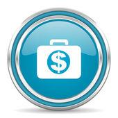Financial icon — Stock Photo