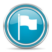 Flag icon — Stock Photo