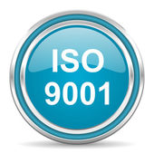 Iso 9001 — Stock Photo