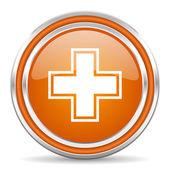 ícone de farmácia — Foto Stock