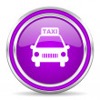 Taxi icon — Stock Photo #31491681