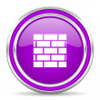 Firewall icon — Stock Photo #31492315