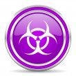 Biohazard icon — Stock Photo #31493587