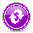 Rotation icon — Stock Photo #31496097