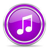 Music icon — Stock Photo