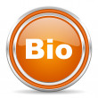 Bio icon — Stock Photo #31503979