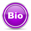 Bio icon — Stock Photo #31517037