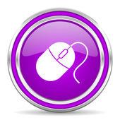 Icono del ratón — Foto de Stock