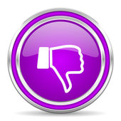 Dislike icon — Stock Photo