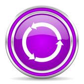 Refresh icon — Stock Photo