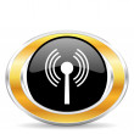 Wifi icon, — Stock Photo
