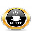 Espresso icon, — Stock Photo