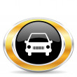 Car icon — Stock Photo #31852887