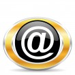 Mail icon, — Stock Photo