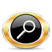Search icon, — Stock Photo