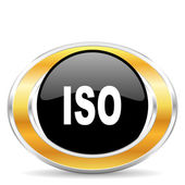 Iso icon, — Stock Photo