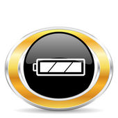 Battery icon, — Stock Photo