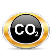 Carbon dioxide, — Stock Photo