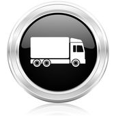 Delivery icon — Stock Photo
