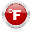 Fahrenheit icon — Stock Photo #32346541