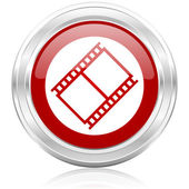Film-symbol — Stockfoto