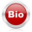 Bio icon — Stock Photo #32351455