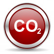 Carbon dioxide icon — Stock Photo #33708313