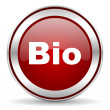 Bio icon — Stock Photo #33709487