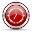 Time icon — Stockfoto #33712147