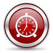 Ikona alarmu — Zdjęcie stockowe