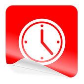 时间图标 — 图库照片