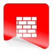 Firewall icon — Stock Photo #33912657